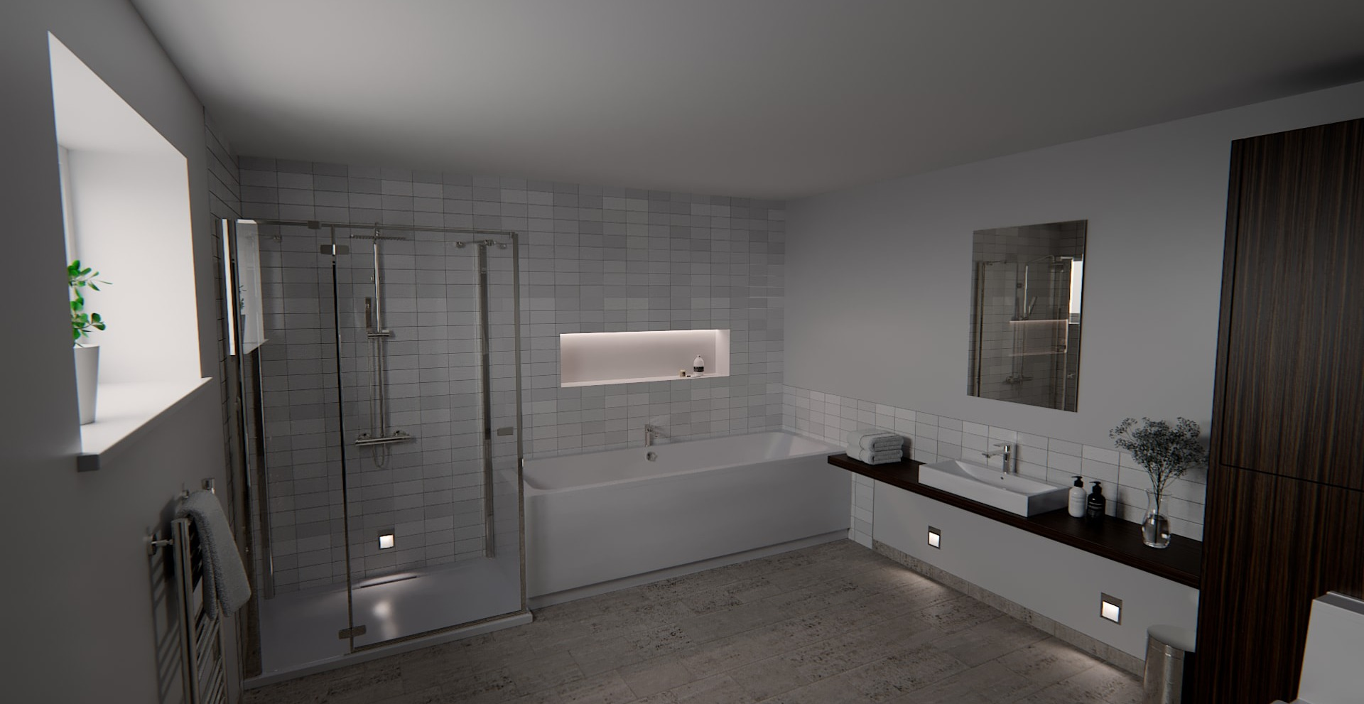 Bathroom interior exterior lighting designers astro